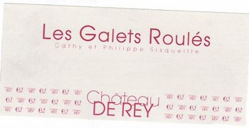 Rey Galets Roules 2014