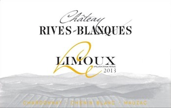 Rives Blanques Le Limoux 2014