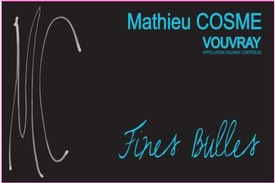 Cosme Fines Bulles Vouvray Brut